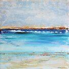 Byron Bay Dawn III by Kathie Nichols