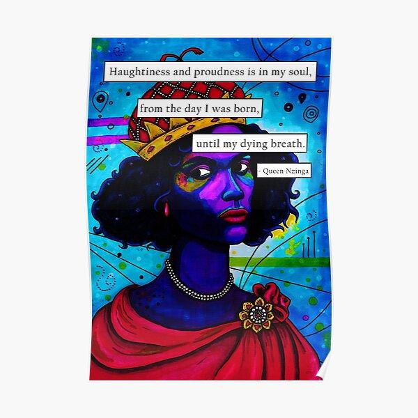Queen Nizinga Poster