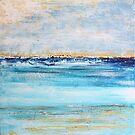 Byron Bay Dawn II by Kathie Nichols