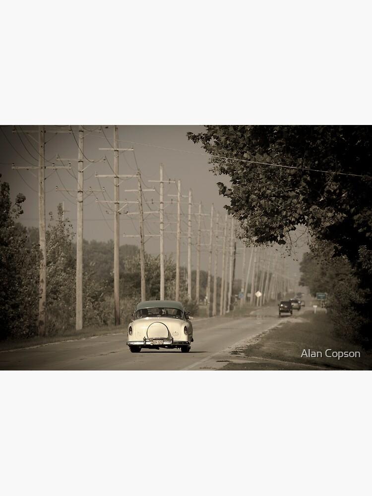 Route 66. Godley 1950's car (Alan Copson ©) by AlanCopson