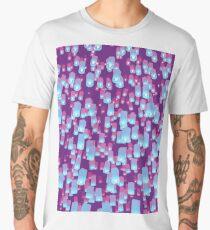 Make a Wish LILAC Men's Premium T-Shirt