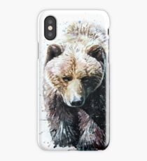 Bear Wild and Free iPhone Case/Skin