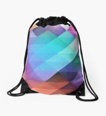 Pattern 12 Drawstring Bag