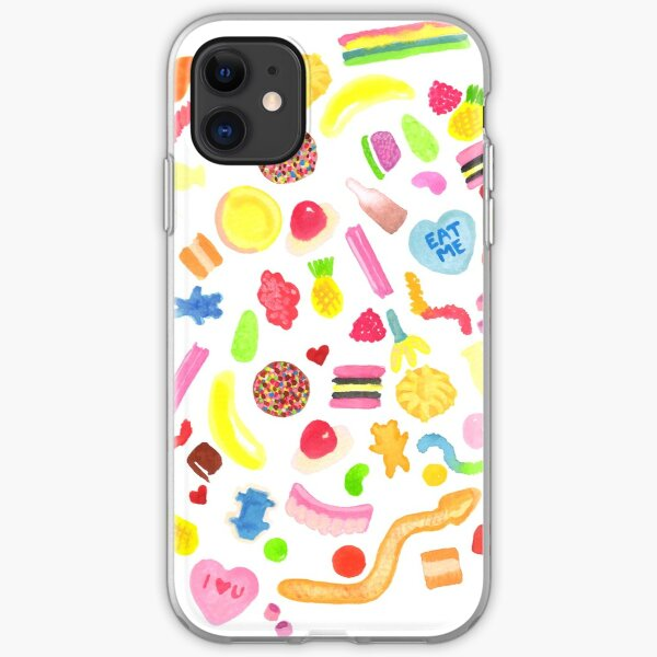 Mixed Lollies iPhone Soft Case