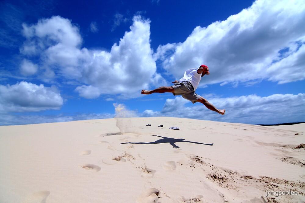 Jump by jongsoolee