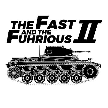The Fast and the Führious II - Military History Visualized by mhvis