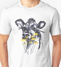 No worries - cow painting T-Shirt