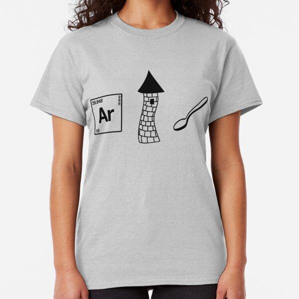 Arthuuuuuur Cuillèèèèèèère - Black T-shirt classique