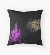 Nightime Spectacular Throw Pillow