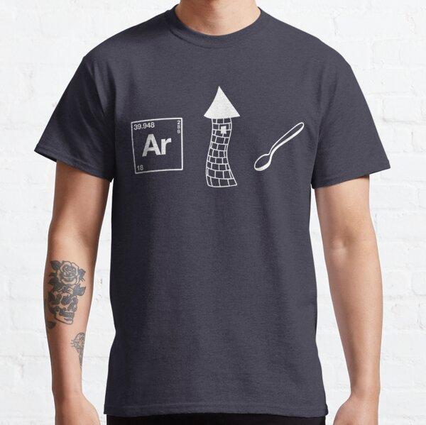 Arthuuuuuur Cuillèèèèèèère - White T-shirt classique