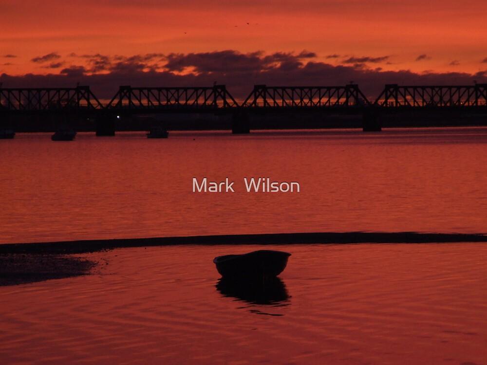 Tauranga Sun Rise  by Mark  Wilson