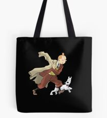 Tintin Tote Bag