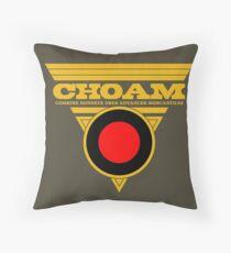 Dune CHOAM Throw Pillow