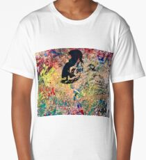 Figurative abstraction Long T-Shirt