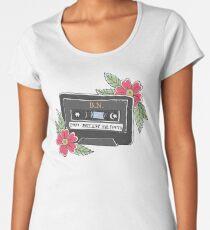 Brand New - Deine Lieblingswaffe - Mixtape Frauen Premium T-Shirts