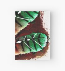 Southwest Native American Indian Tribal Art Colorful Feather Hardcover Journal