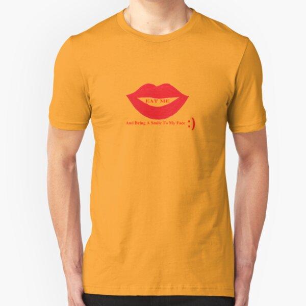 Eat Me Slim Fit T-Shirt