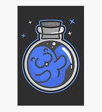 Mana Tee Potion Photographic Print