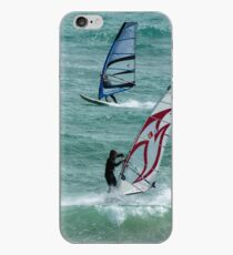 Windsurfing, Cottesloe Beach, Perth iPhone Case