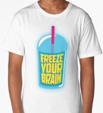 Freeze Your Brain Long T-Shirt
