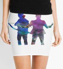 Malec  Mini Skirt