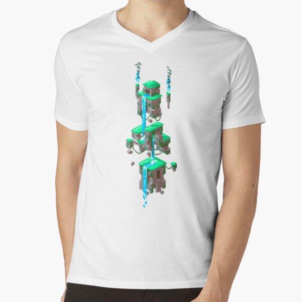 Iso Springs V-Neck T-Shirt