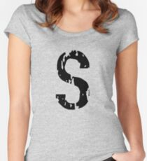 S Women's Fitted Scoop T-Shirt