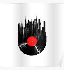 Urban Vinyl Poster
