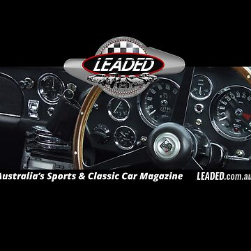 Leaded Magazine | Classic Dashboard by mtmeegallery