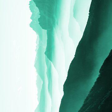 Creamy Mountain  by schwebewesen