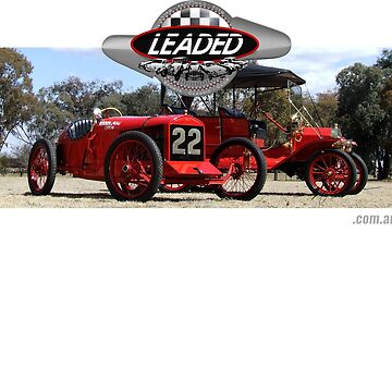 Model T Ford - Ford Wikner - Leaded Collection by mtmeegallery