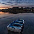 Saratoga Sunset  by yolanda