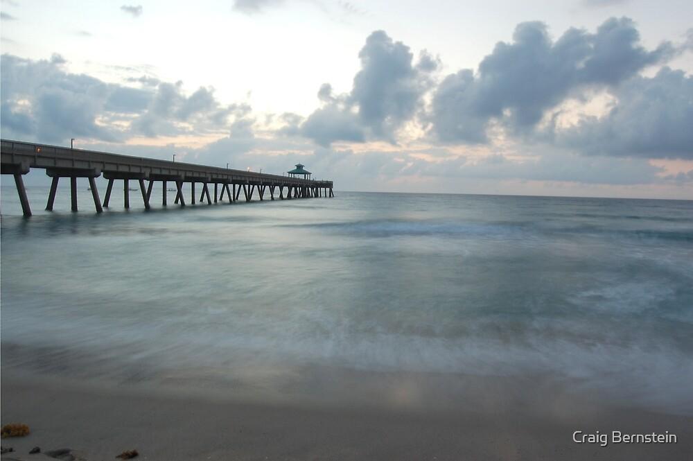 Tranquil Pier by Craig Bernstein