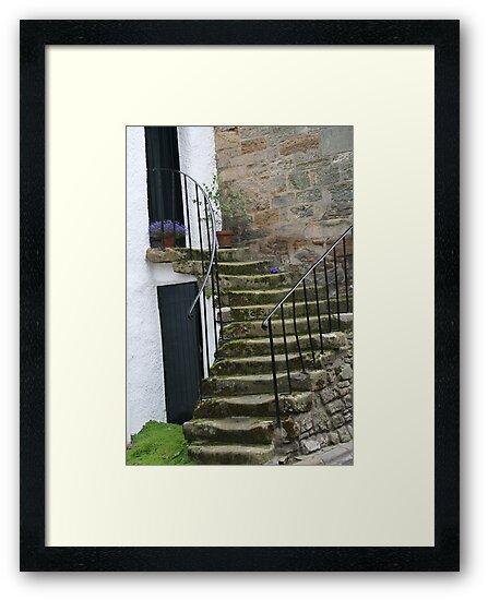St. Andrew's Stairs next door by weallareone