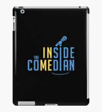 Inside the Comedian - Logo iPad Case/Skin