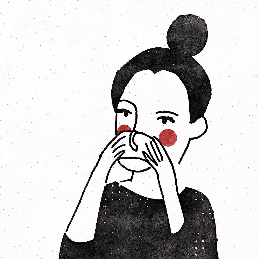 « Coffee Time » par Mireille  Marchand