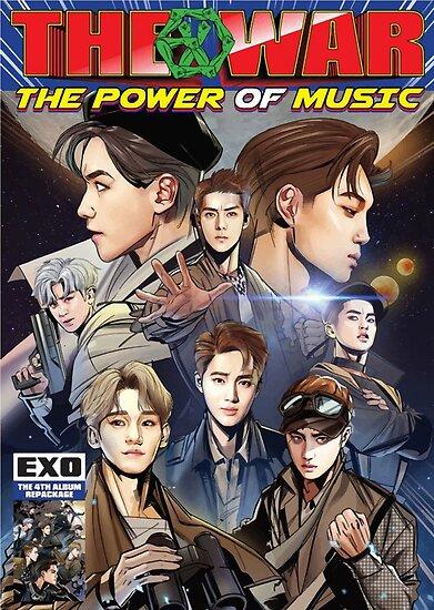 EXO Power von RiotStreet