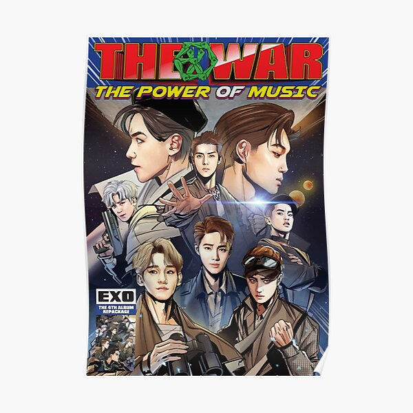 EXO Power Póster