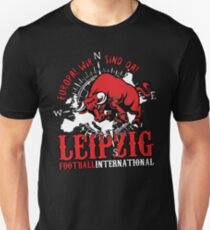 LEIPZIG INTERNATIONAL Unisex T-Shirt