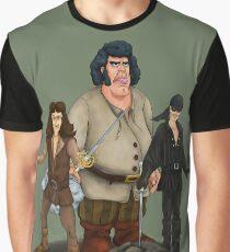 Fezzick,Inigo and Wesley Graphic T-Shirt