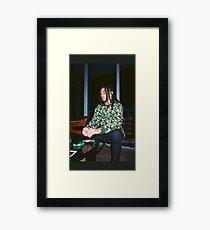 ROBB BANK $ Framed Print