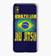 Jiu Jitsu Shirt iPhone Case/Skin
