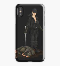 Dread Pirate Roberts iPhone Case/Skin