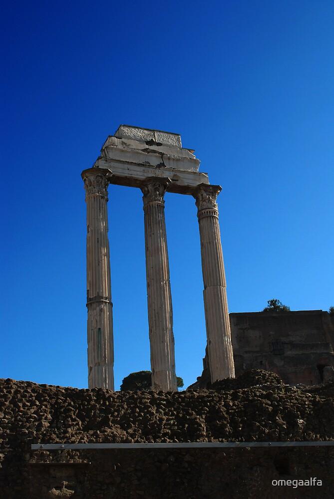 Rome by omegaalfa