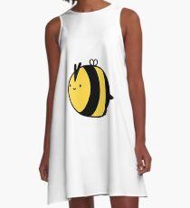 Happy bee A-Line Dress