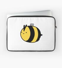 Happy bee Laptop Sleeve