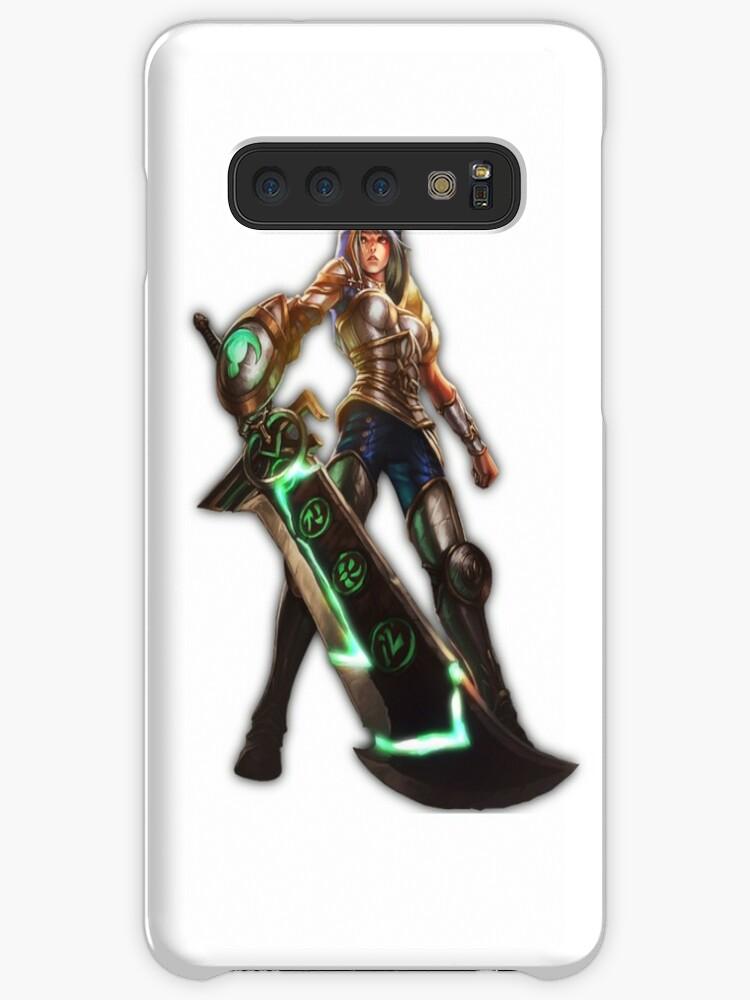 'Redeemed Riven LoL' Case/Skin for Samsung Galaxy by XxSonaMain123xX