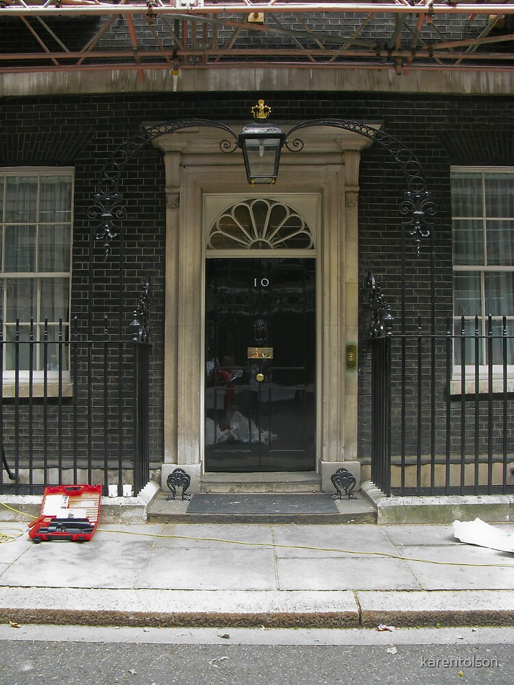 10 Downing Street Refurb by karentolson