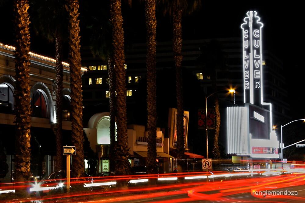 Culver City Lights by rengiemendoza