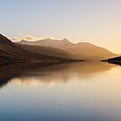 Ben Cruachan in Loch Etive by Mark Greenwood